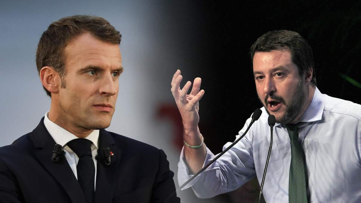 Італія та Франція у стані холодної війни, і від її переможця залежить майбутнє Європи, – Яковина