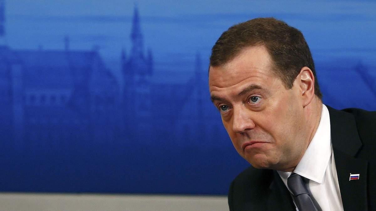 """""""Мы все равно будем идти своим путем"""": Медведев заявил, что Россия не боится никаких санкций"""
