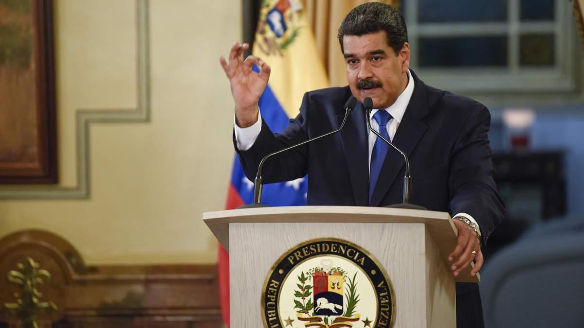 "Кризис в Венесуэле: Мадуро готов встретиться с Трампом, хотя ""время для диалога давно истекло"""