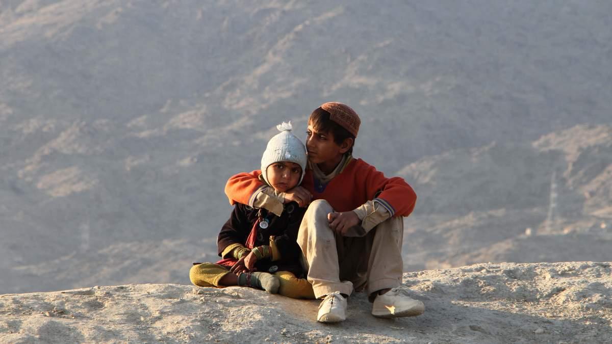 Діти в Афганістані