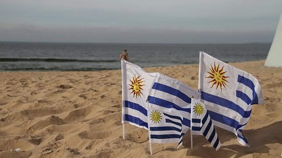 Стартовал безвизовый режим между Украиной и Уругваем