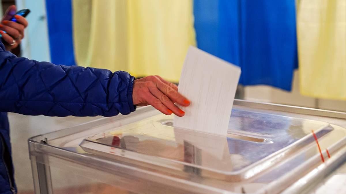 Які порушення будуть на виборах президента України