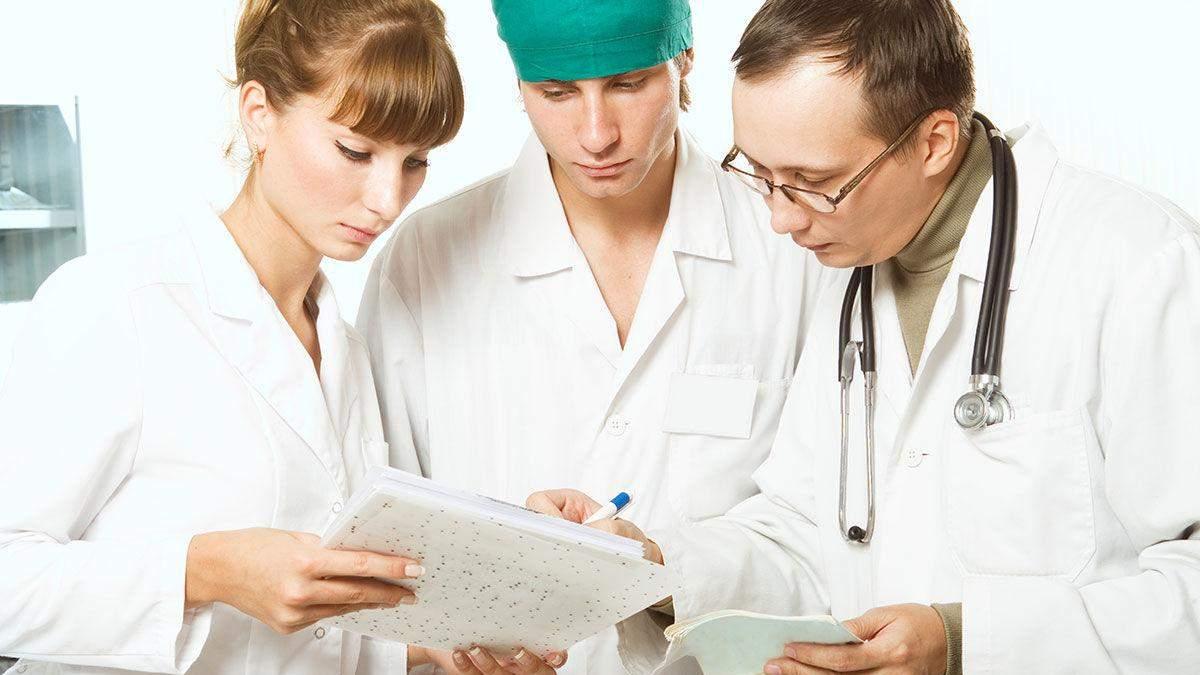 О реформе здравоохранения в Украине должны говорить врачи, а не политики
