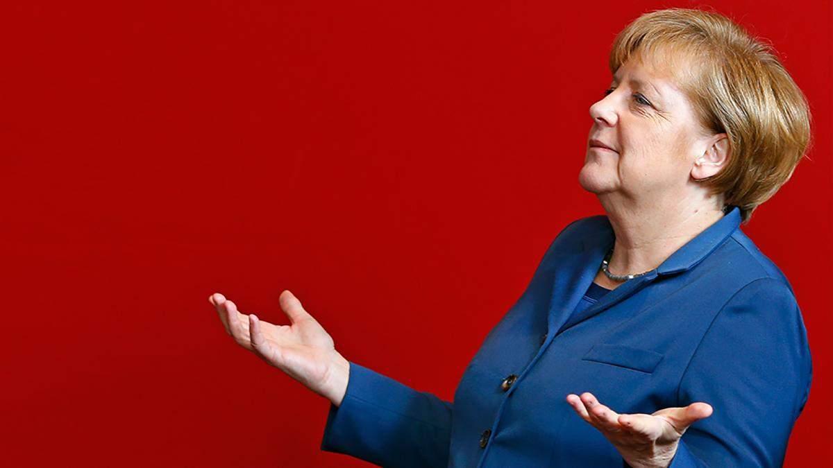 """""""Нам потрібно більше газу"""": Меркель підтримала """"Північний потік-2"""" і згадала про Україну"""