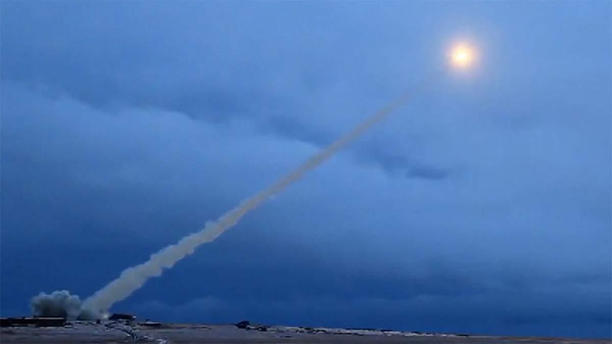"""У Росії випробували ядерну установку для крилатої ракети """"Буревісник"""""""
