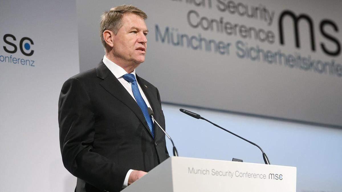Румунія рішуче підтримує посилення НАТО в Чорному морі, – президент Йоганніс