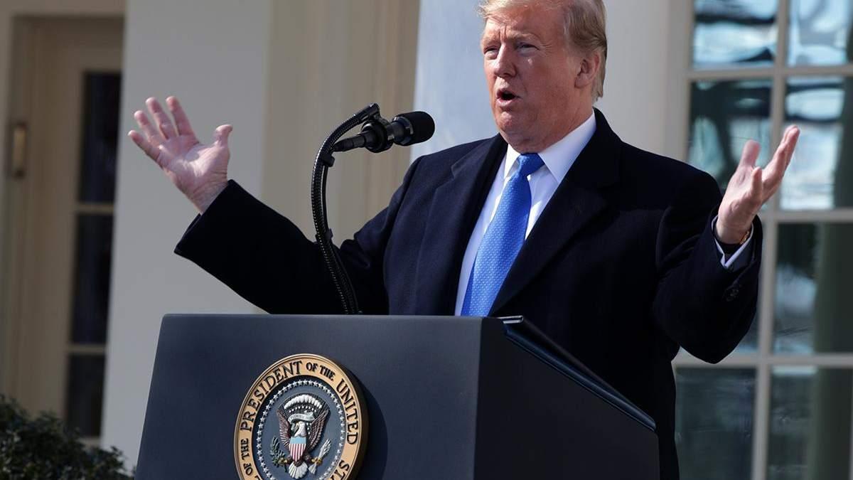 Трампа номінували на Нобелівську премію миру