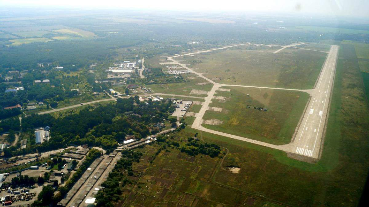 Аэропорт в Белой Церкви