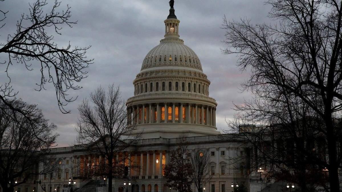 У Конгресі США хочуть заборонити вихід із ракетного договору