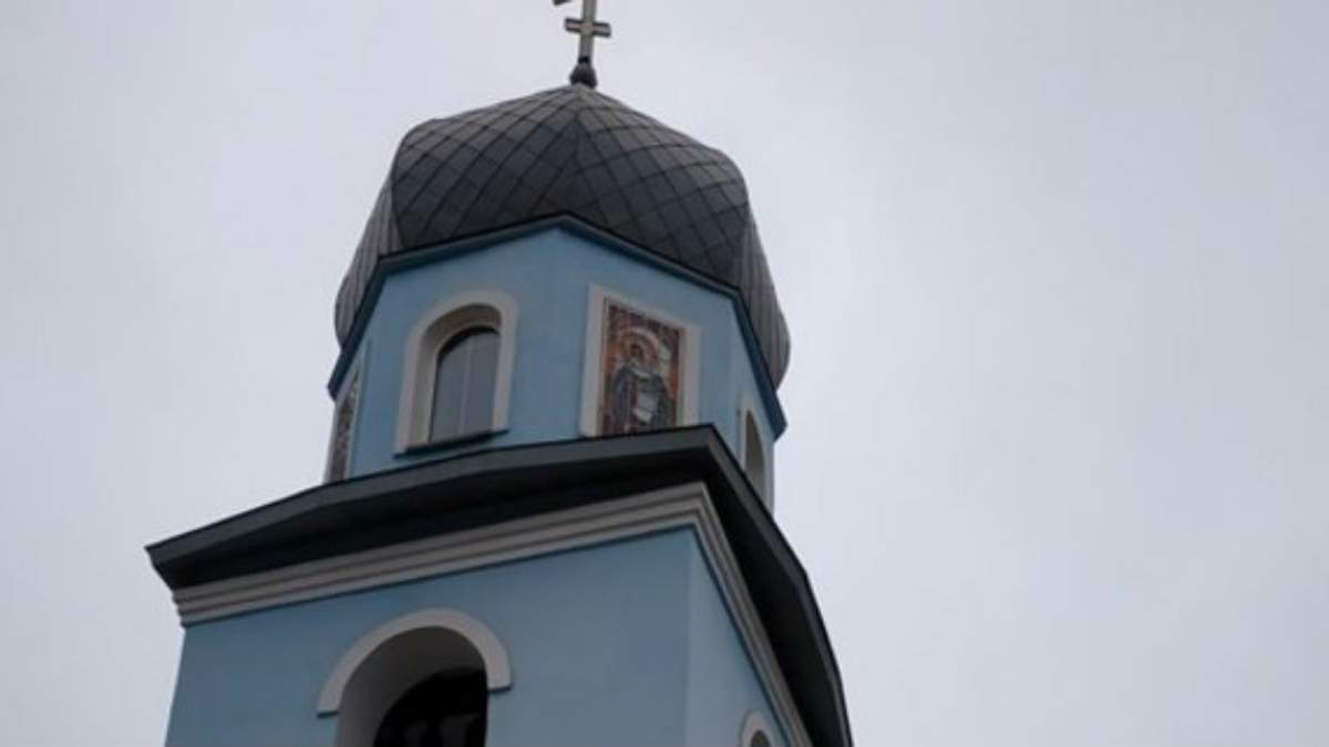 Підпал церков Московського патріархату