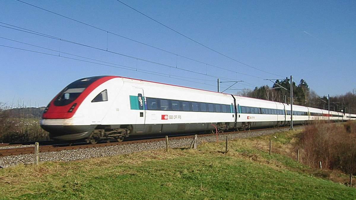Потяг Intercity-Express