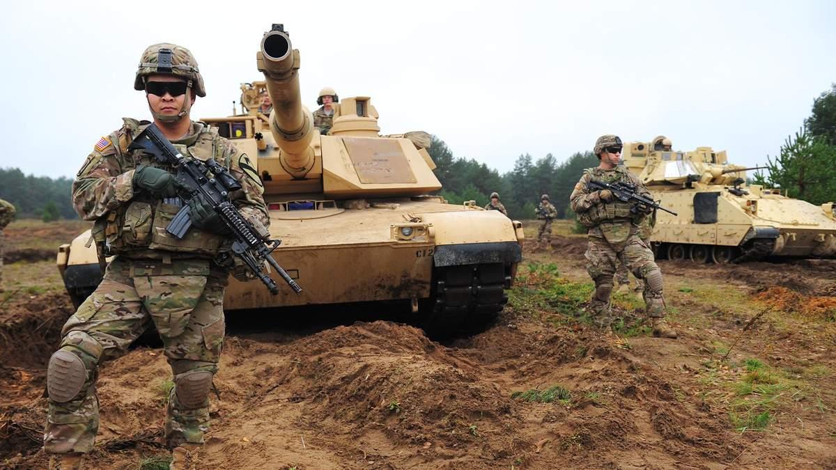 В Минске таки решили поговорить с Варшавой про американскую военную базу в Польше