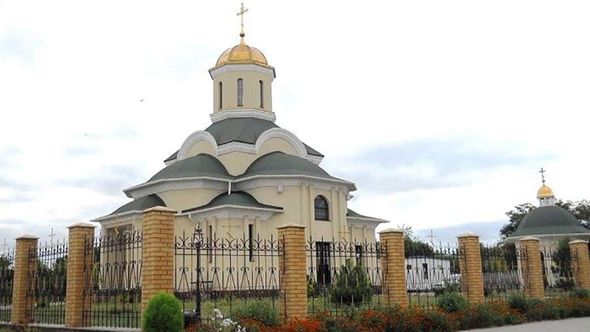 Вже не вперше: зловмисники намагалися підпалити храми УПЦ МП у Запоріжжі