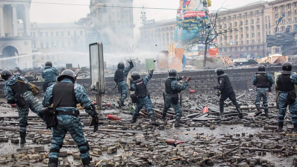 """Вдова вбитого на Майдані про """"Беркут"""": Від того, що я буду його ненавидіти – Ігор не воскресне"""
