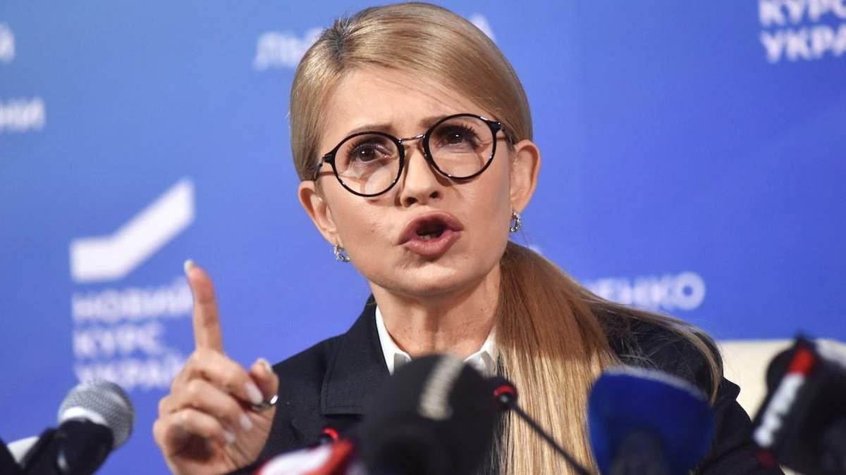 Нам нет дела до политических разборок, мы видим факт найма лоббистов, – Шабунин о Тимошенко