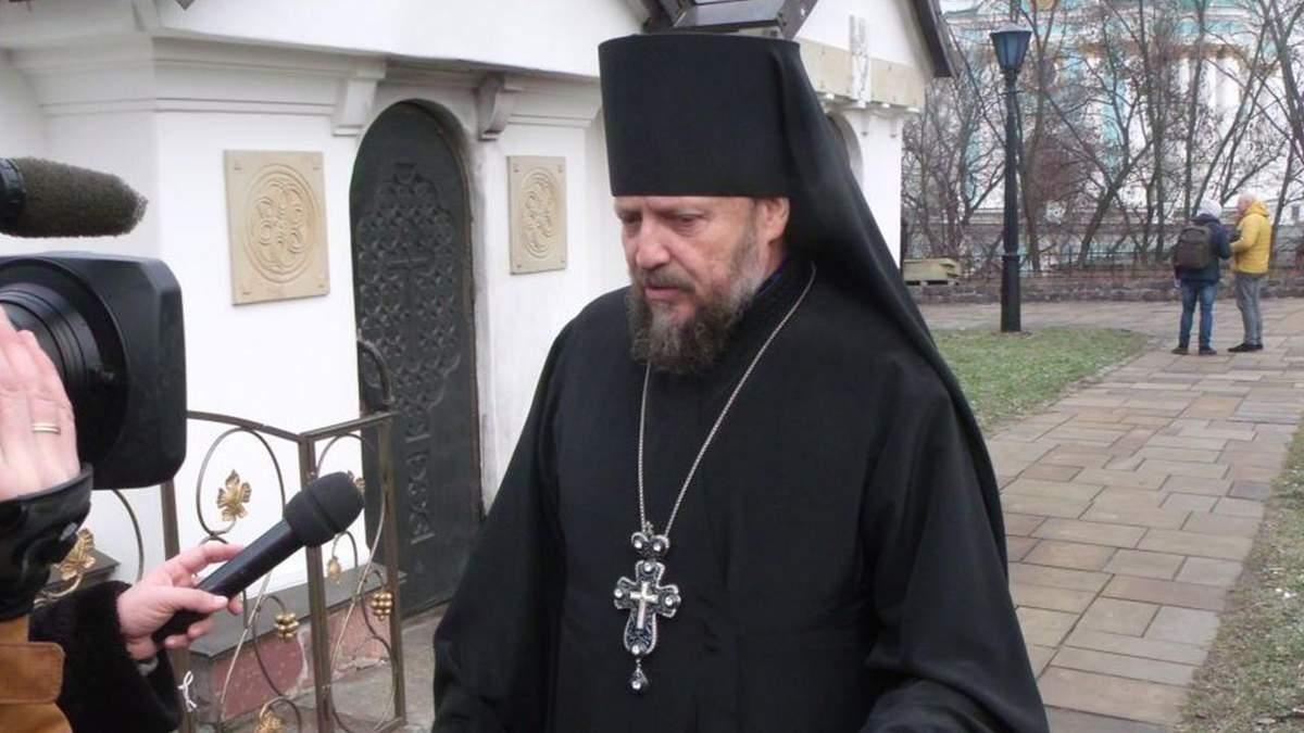 Чому єпископа УПЦ МП Гедеона не впустили в Україну: пояснення голови СБУ
