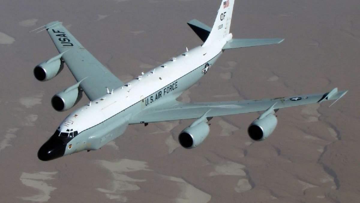 Американський Boeing провів розвідку біля берегів окупованого Криму: росЗМІ вдарили на сполох