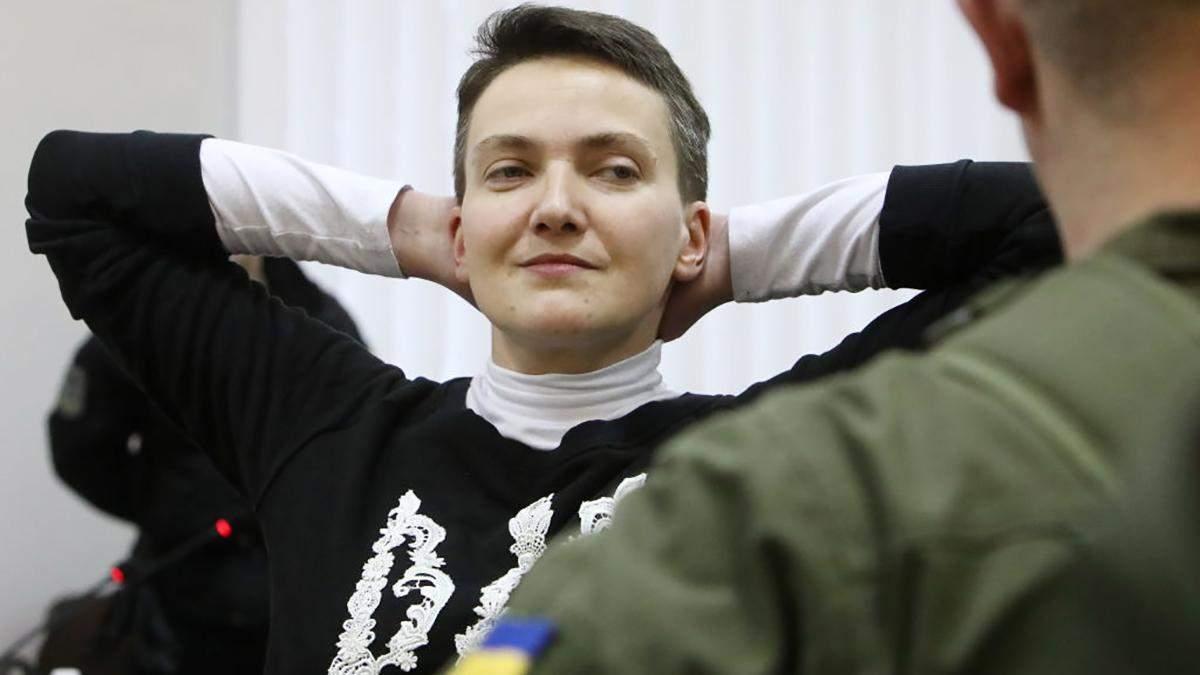 """Команда Савченко готувала """"сюрпризи"""" до виборів, – СБУ"""