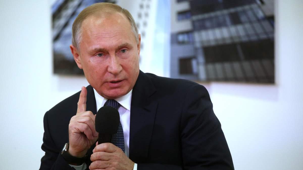 Почему Путин после Грузии напал еще и на Украину