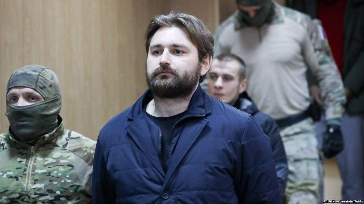 В России украинского моряка заставляют свидетельствовать против товарищей