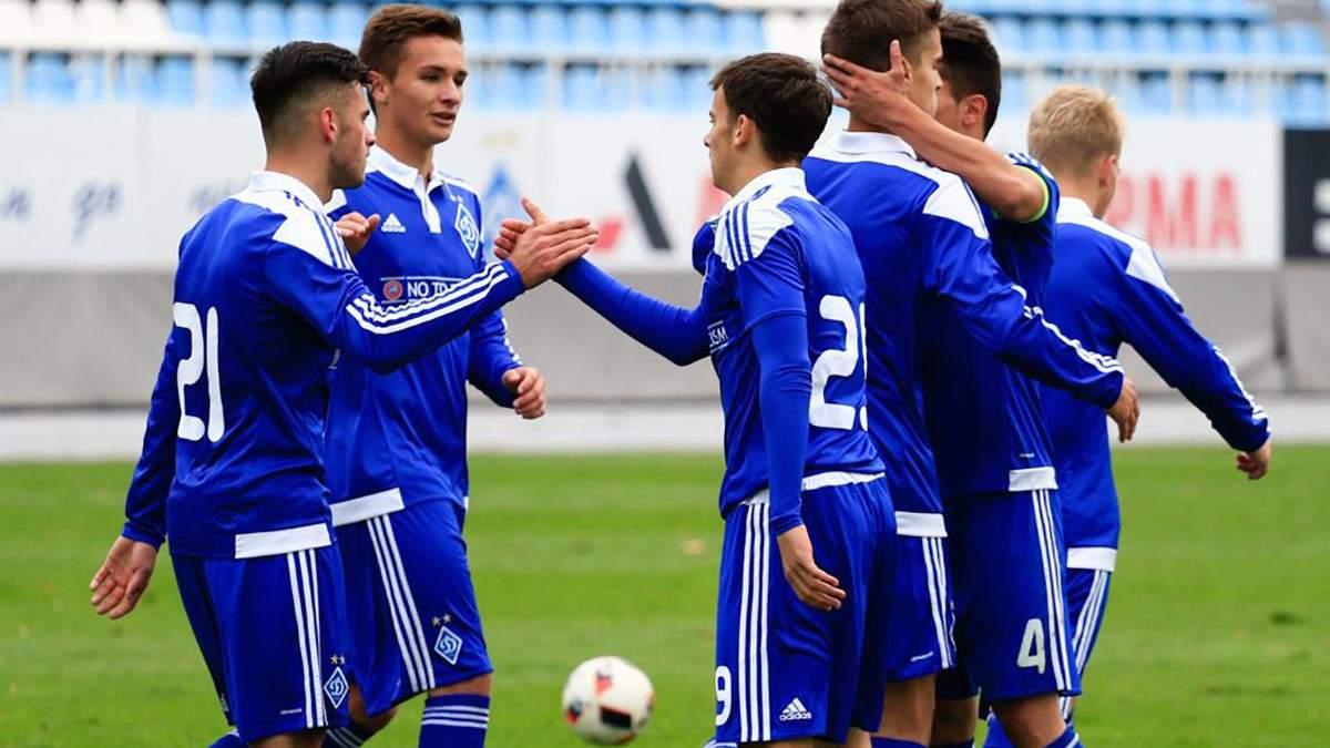 Динамо перемогло Ювентус