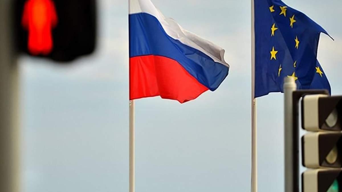 Євросоюз продовжить санкції щодо Росії ще на півроку