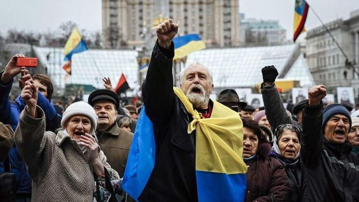 Детская травма Украины: почему мы выбираем революцию, а не эволюцию - 21 лютого 2019 - Телеканал новин 24