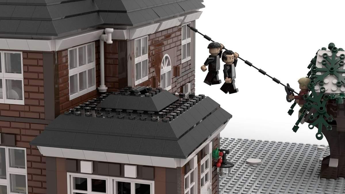 """Дом из """"Один дома"""" можно сложить из Lego: реалистичные фото"""