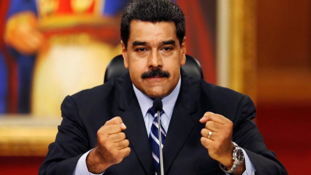 По приказу Мадуро Венесуэла зарывает границу с Бразилией