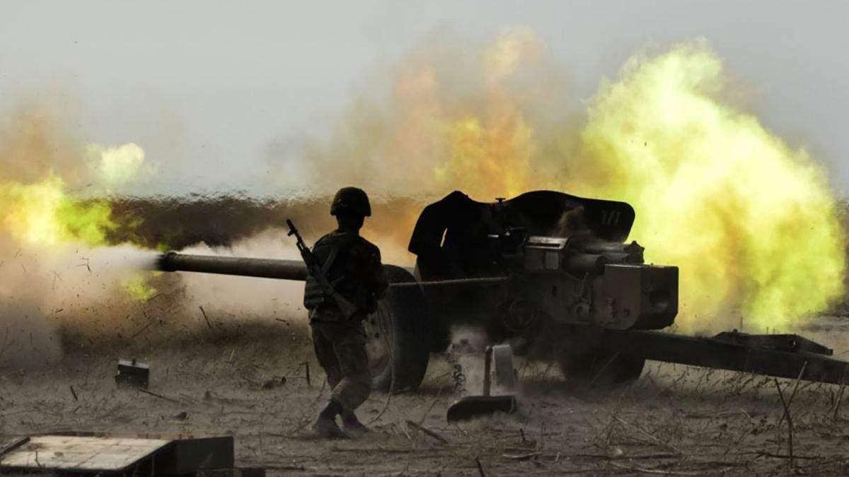 Окупанти відкрили вогонь на Донбасі: є поранені серед українських військових