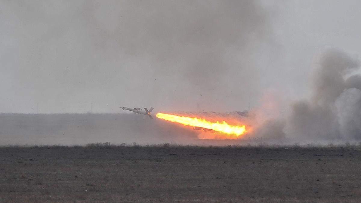 """Військові випробували комплекси С-125, """"Куб"""", """"Рокач"""" та """"Тор"""""""