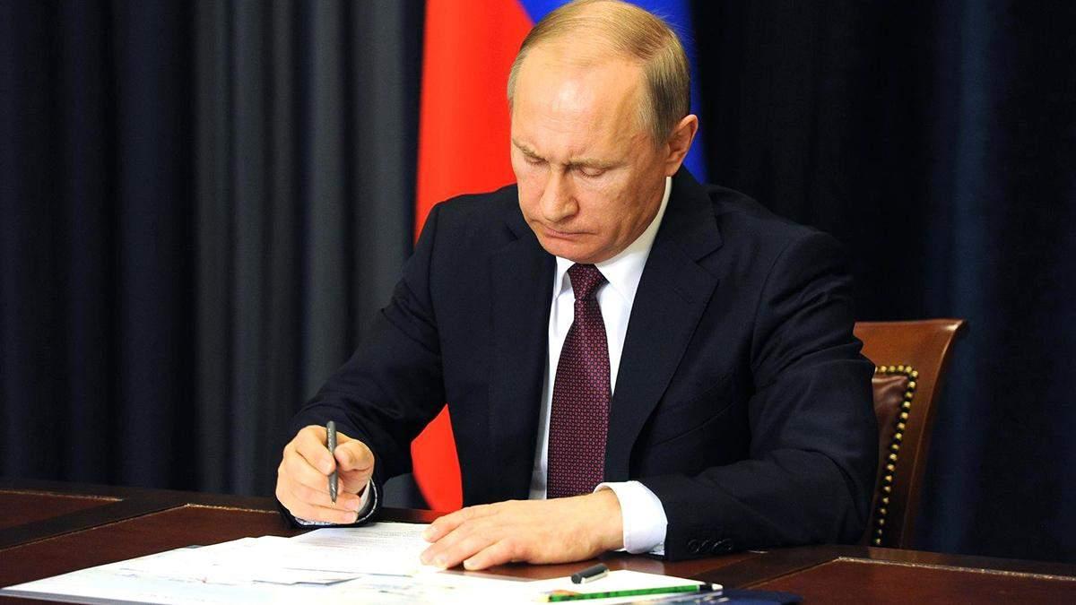 Путин приказал созвать на военные сборы россиян-запасников