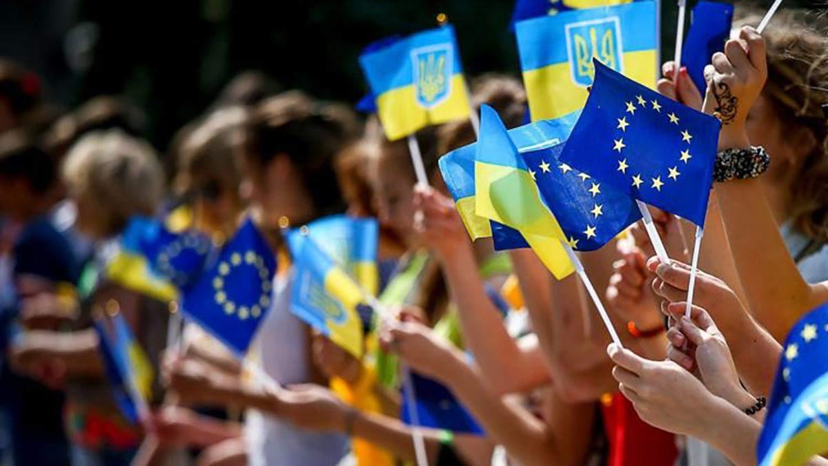 Поддерживают ли украинцы вступление в ЕС: социологическое исследование