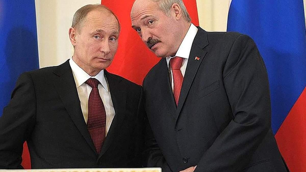 Лукашенко планує разом з Росією відповісти на появу ракет США в Україні