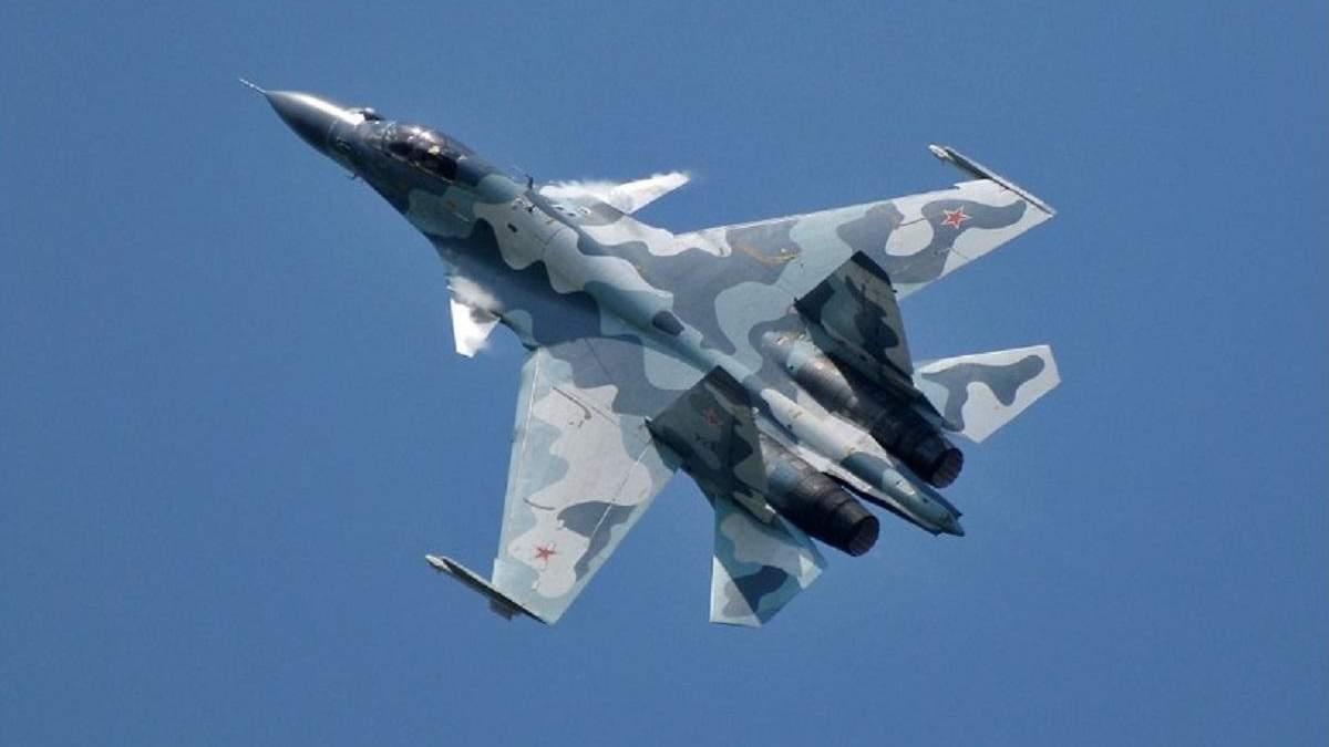 Російський Су-27