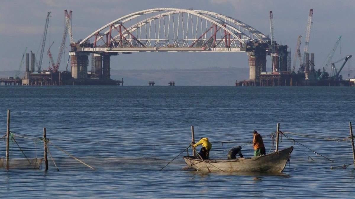 Експерт розповів про можливі наслідки падіння Кримського мосту для України