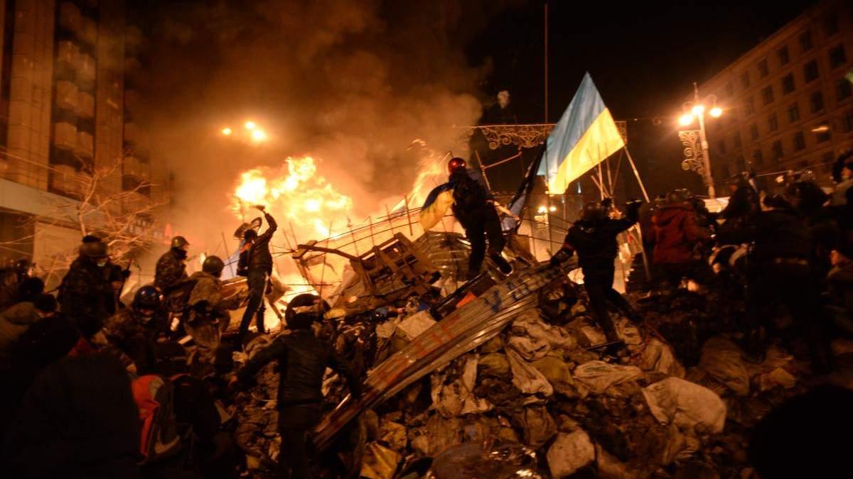 Ядовитый газ на Майдане: почему жизнь активистов до сих пор под угрозой