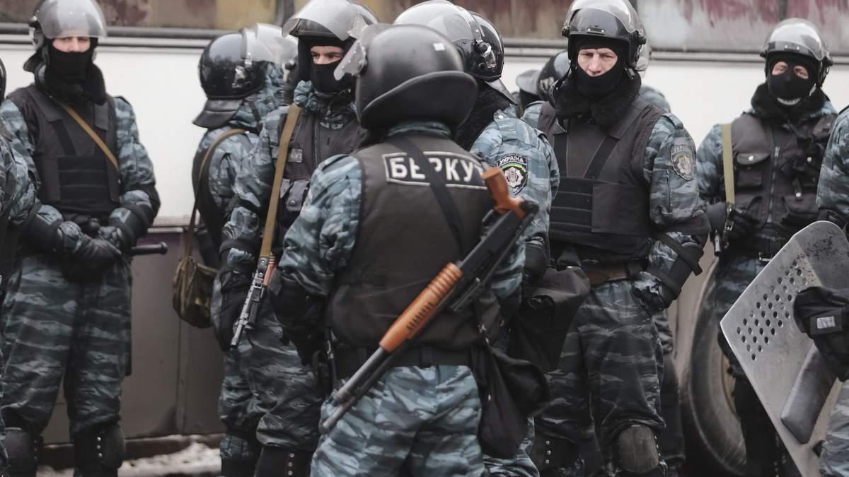 """""""Беркут"""" досі мріє помститись українцям за Майдан - 23 февраля 2019 - Телеканал новостей 24"""