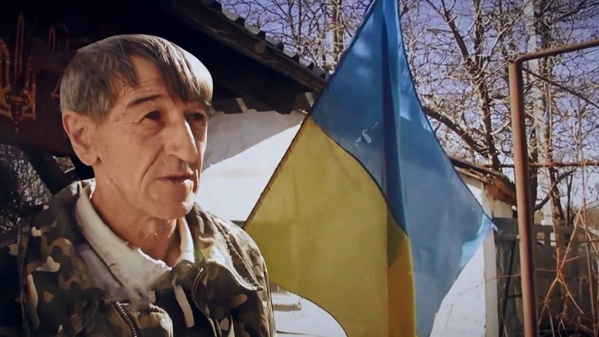 Крымский бандеровец: ФСБ ворвалась к украинскому патриоту в Крыму, фото и видео