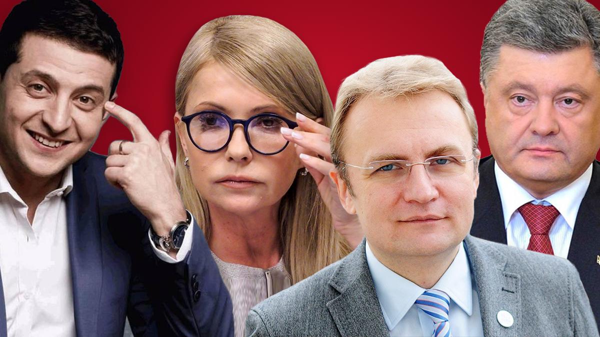 Кандидату у президенти погрожувала жителька Львівщини