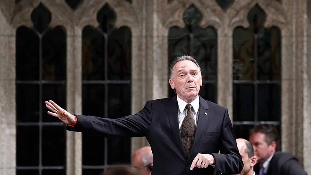 Канадський депутат розповів, коли Путін може очікувати на покращення взаємин між країнами