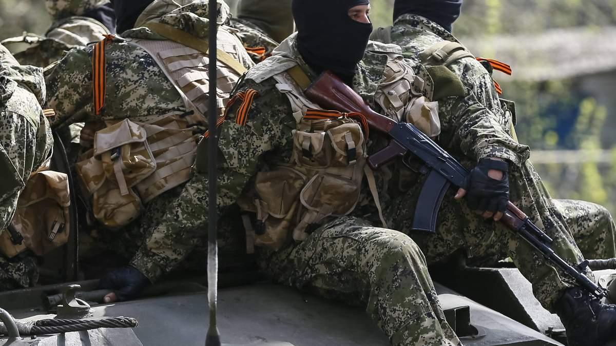 Бойовики нещадно обстрілюють  населені пункти та ЗСУ