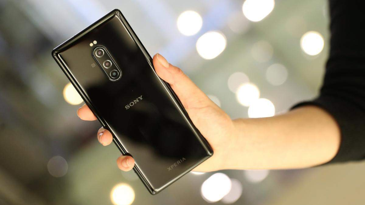 Sony Xperia 1: фото, характеристики, ціна