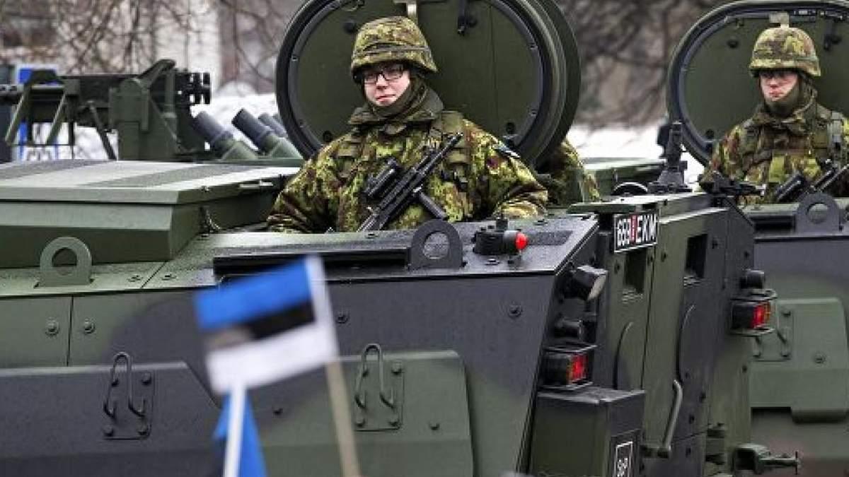 Минобороны Эстонии фактически ведет подготовку к войне