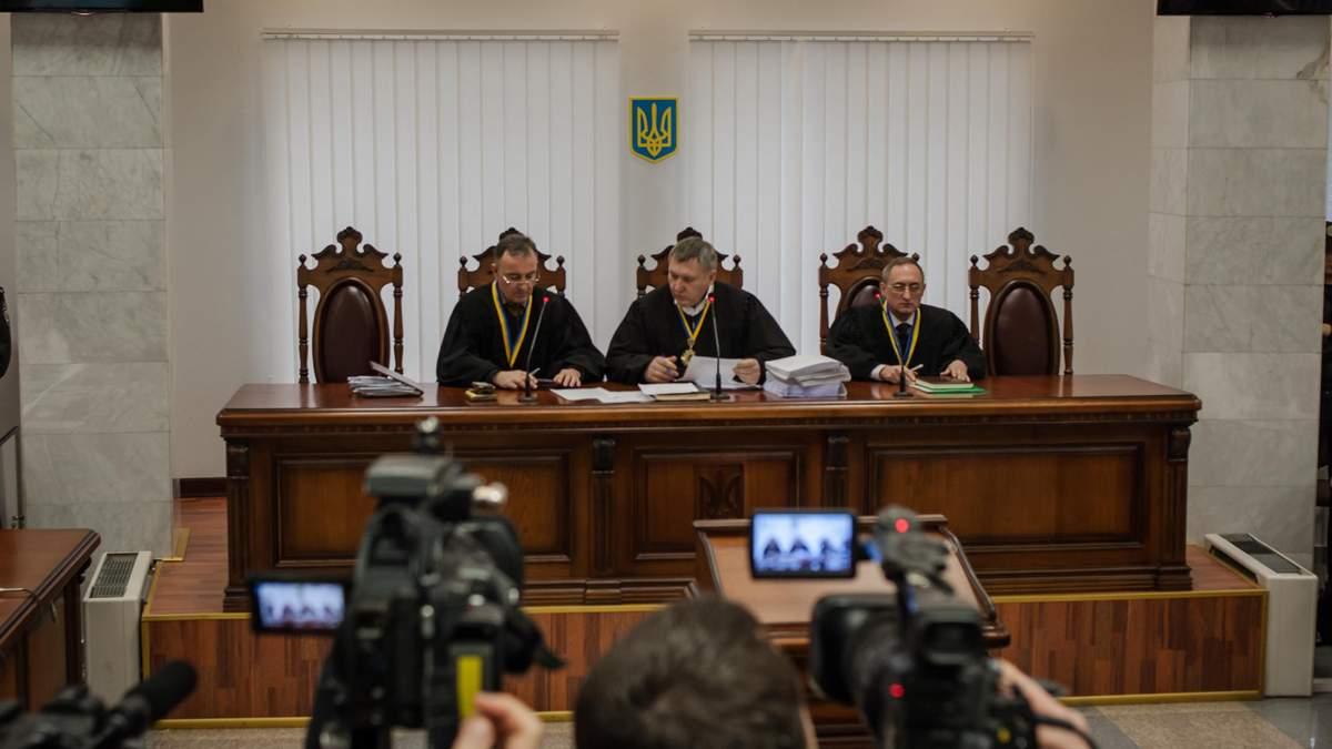 Нові вимоги до проектування приміщень судів в Україні