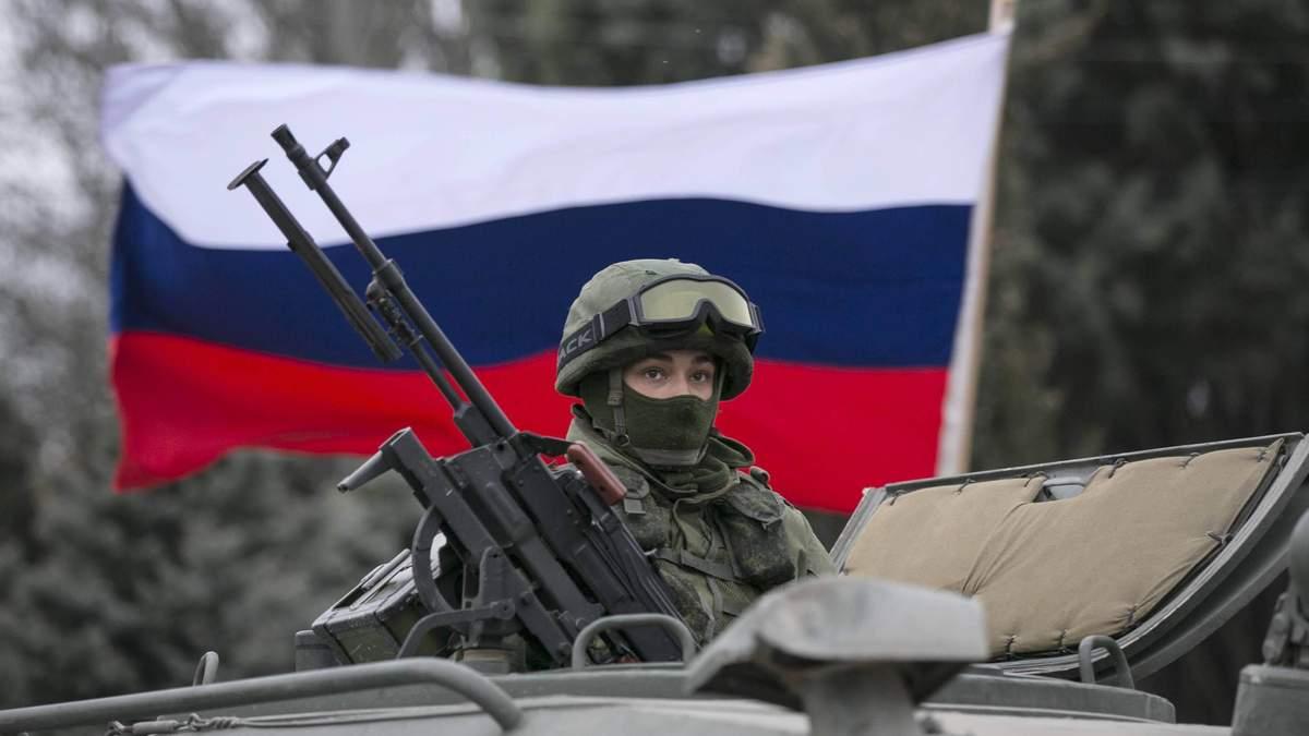 Росія готується до великої війни з Україною і зосереджує військові сили на кордоні