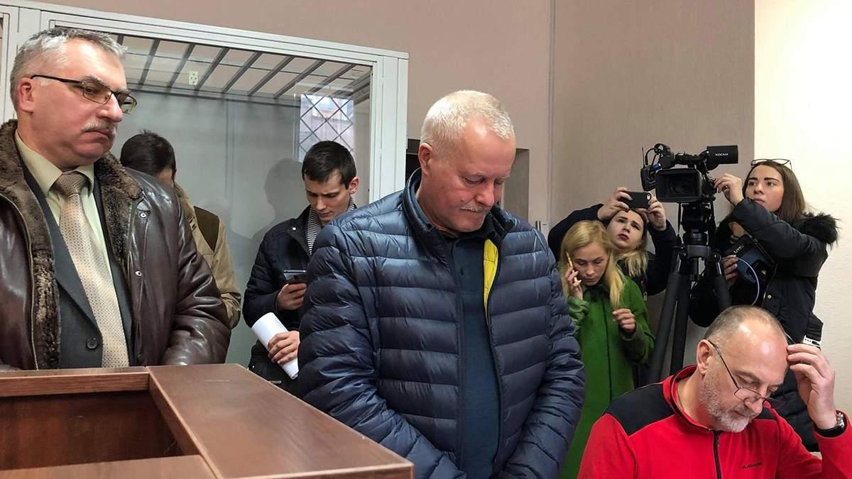 Экс-руководителю Генштаба ВСУ Замане, подозреваемого в государственной измене, избрали меру