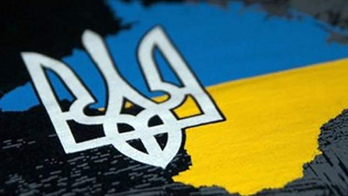 Росія – геть: у Сімферополі вивісили банер із закликом до окупантів забратися з Криму