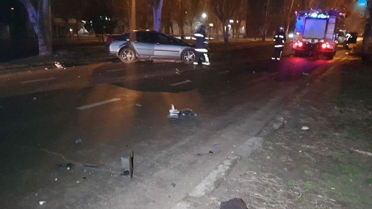 Смертельна ДТП у Миколаєві: загинув військовий