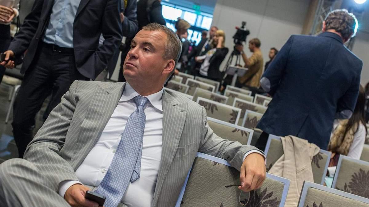 Гладковського позбавлять повноважень заступника секретаря РНБО на час розслідування